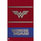 Wonder Woman (DC Comics) Hardcover Ruled Journal
