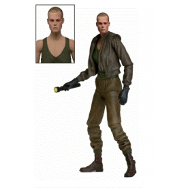 Ripley Blad Prisoner (Aliens) 7 Inch Series 8 Scale Action Figure