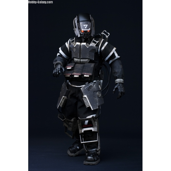 Killzone Scale Model Hazmat Trooper Figure - Image 2