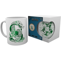 Harry Potter Slytherin Monogram Mug