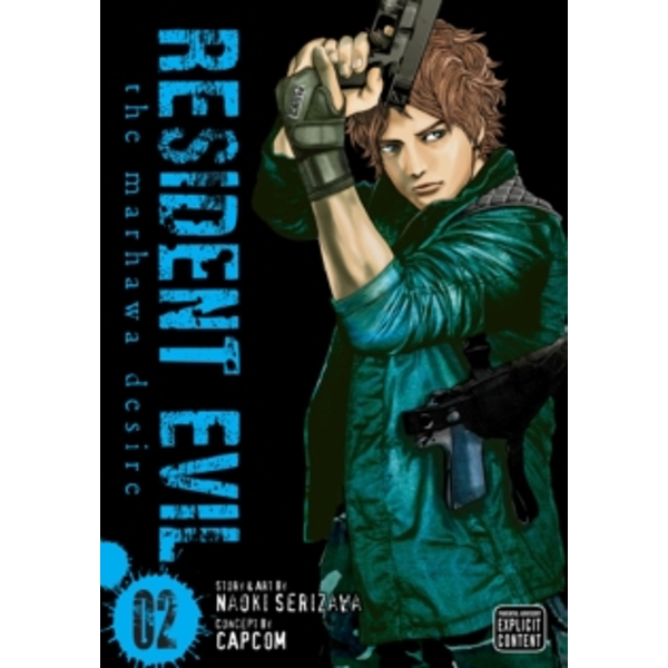 Resident Evil, Vol. 2 : The Marhawa Desire : 2