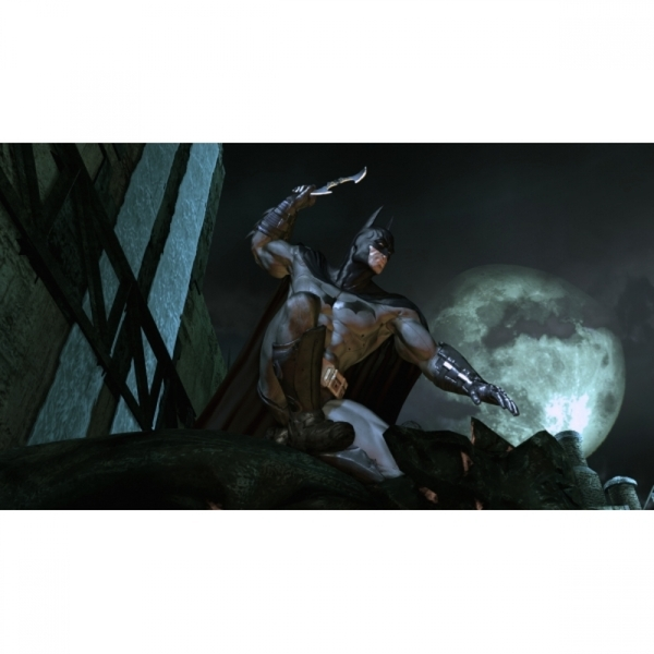 (Pre-Owned) Batman Arkham Asylum Game Of The Year Edition (GOTY) Game (Classics) Xbox 360 - Image 2