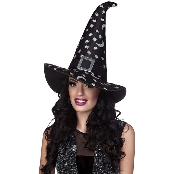 Witch Hat One Size (Black)
