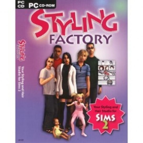Styling Factory PC Game