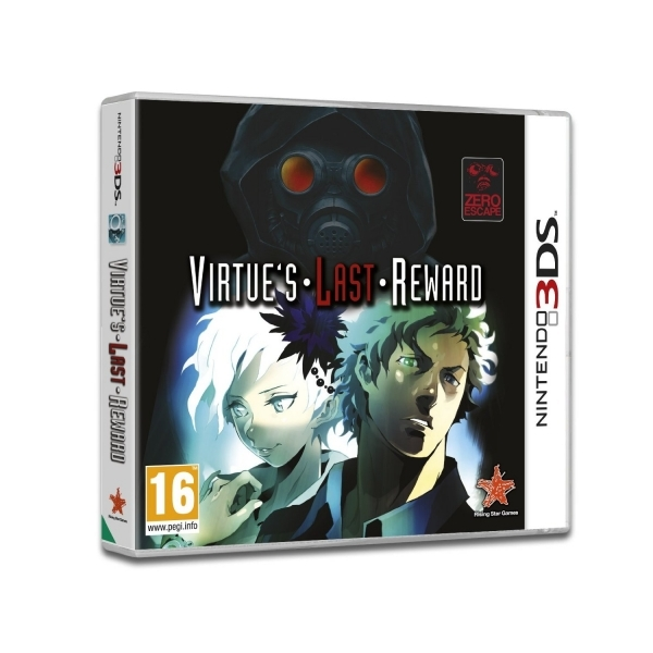 Virtues Last Reward Game 3DS - Image 1