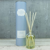 Fresh Linen (Polka Dot Collection) Reed Diffuser