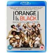 Orange Is The New Black - Season 2 Blu-ray