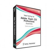Total Training for Adobe Flash CS3 Professional - Essentials - self-training course
