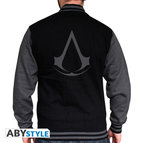 Assassin's Creed - Crest Men's Medium Hoodie - Black