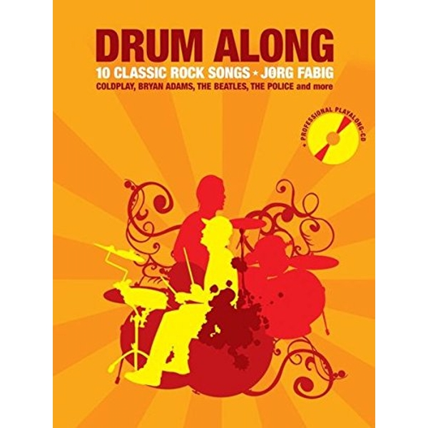 Drum Along - 10 Classic Rock Songs by Bosworth GmbH (Paperback, 2007)