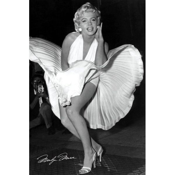 Marilyn Monroe - Seven Year Itch Maxi Poster