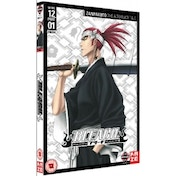 Bleach Series 12 Part 1 Zanpakuto The Alternate DVD
