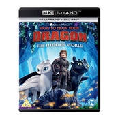 How to Train Your Dragon - The Hidden World 4K UHD Blu-ray