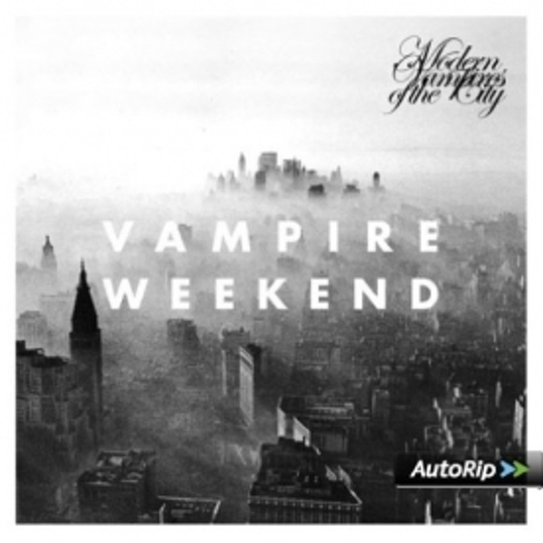 Vampire Weekend - Modern Vampires of the City CD