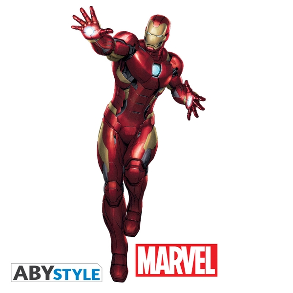 Marvel - Iron Man (Blister) Stickers