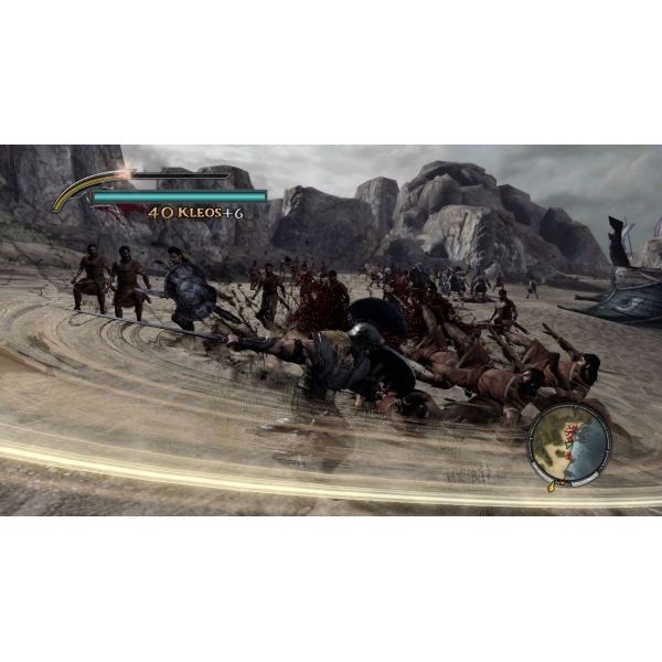 Warriors Legends Of Troy Game Xbox 360 - Image 2