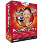 PowerDirector 9 Deluxe Edition