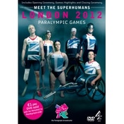 London 2012 Paralympics Games DVD