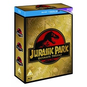 Jurassic Park Trilogy Blu-ray & UV Copy