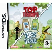 Ex-Display Top Trumps Dogs & Dinosaurs Game DS Used - Like New