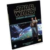 Star Wars RPG - Starships and Speeders: The Essential Collection of Vehicles
