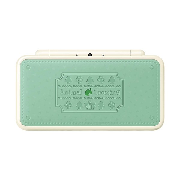 New Nintendo 2DS XL Animal Crossing New Leaf Welcome amiibo Edition (UK Plug) - Image 2