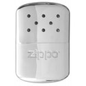 Zippo 6 Hour Easy Fill Re-Useable Hand Warmer Chrome