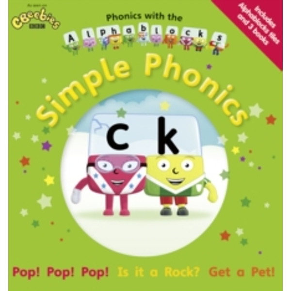 Phonics with the  Alphablocks: Simple Phonics