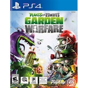 Plants Vs Zombies Garden Warfare Game PS4 (#)