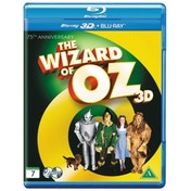 The Wizard of Oz 75th Anniversary Edition (1939) Blu-ray 3D