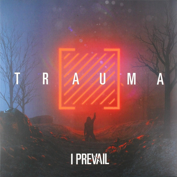 I Prevail - Trauma Limited Edition Yellow and Orange Galaxy Vinyl
