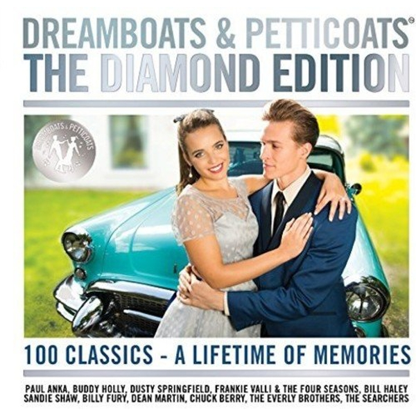 Dreamboats & Petticoats - The Diamond Edition CD