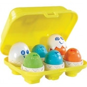 Ex-Display Tomy Hide n Squeak Eggs Used - Like New