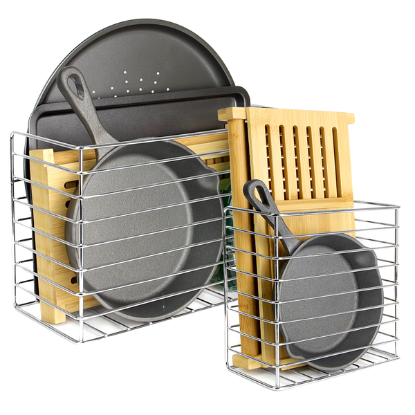 Over Door Basket | M&W Set of 2