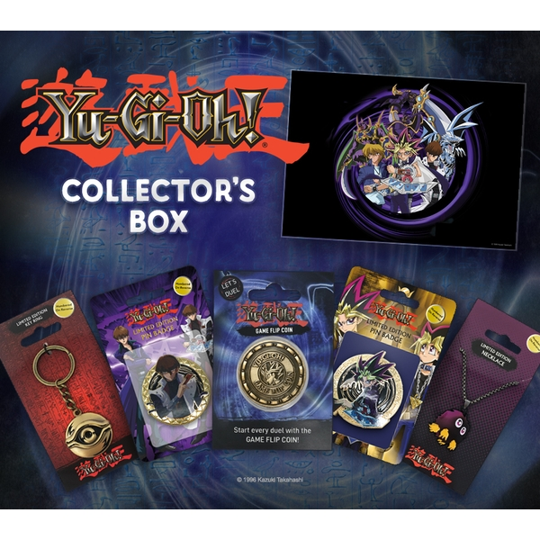 Yu-Gi-Oh! TCG Merchandise Collector Box