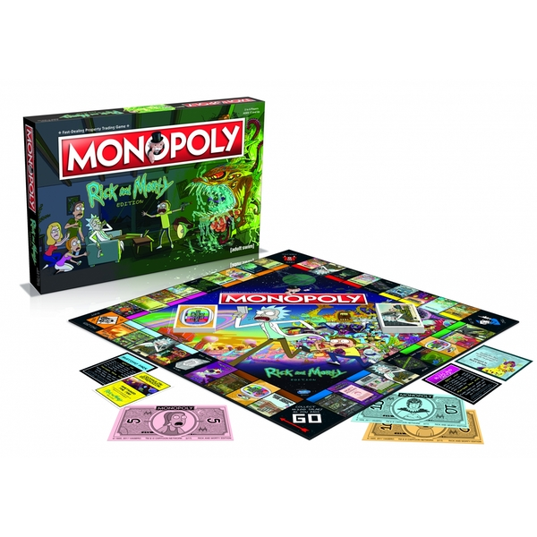 Rick & Morty Monopoly - Image 4