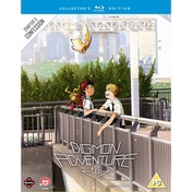 Digimon Adventure Tri - The Movie Part 3 - Collectors Editon Blu-ray