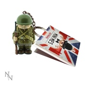 Blighty Mini Me Keyring