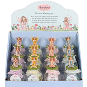 Fairy Wishing Jar Pack Of 12