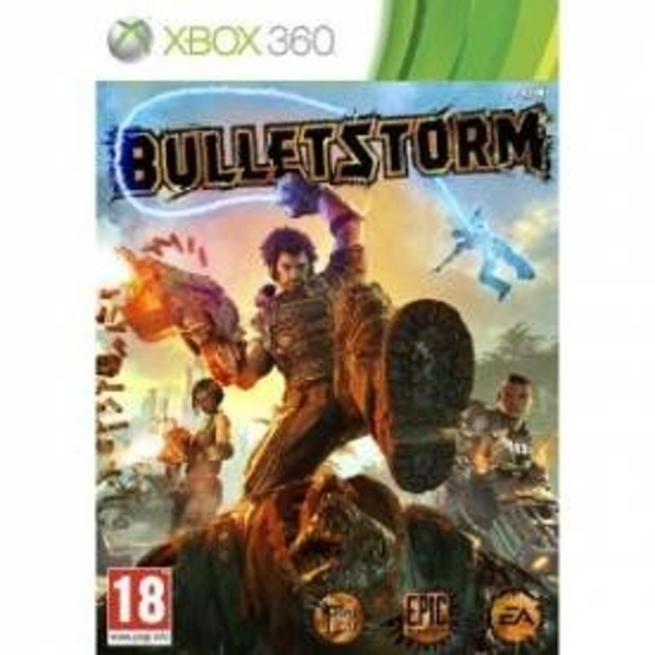 Ex-Display Bulletstorm Game Xbox 360 Used - Like New