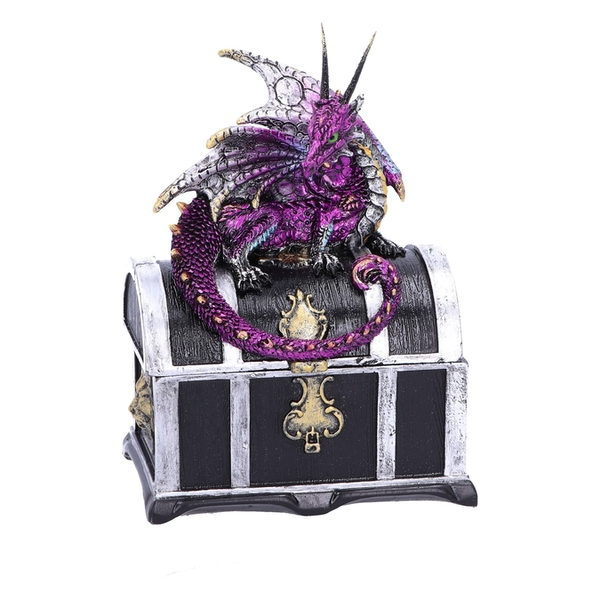 Reptilian Riches Dragon Storage Box