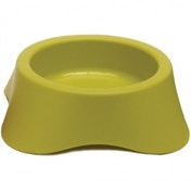 Rosewood Nuvola Plastic Dog Bowl 300ml 11cm/4.5inch GREEN