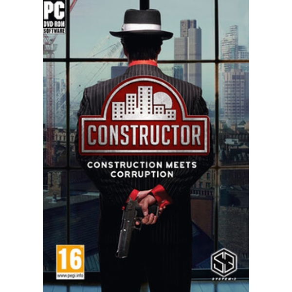 Constructor PC Game