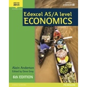 Edexcel AS/A Level Economics Student book + Active Book by Alain Anderton, Dave Gray (Mixed media product, 2015)
