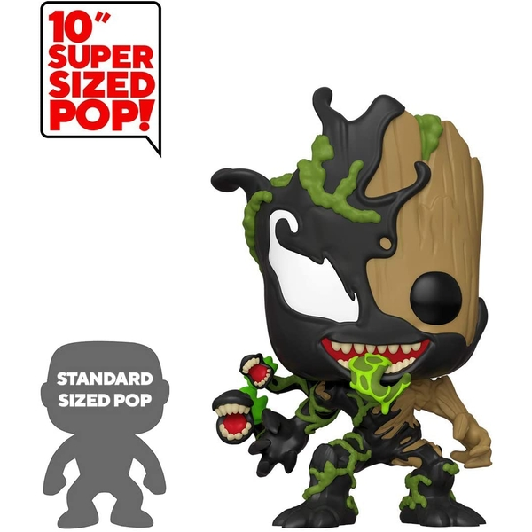 Venomized Groot Maximum Venom 10-Inch Funko Pop Figure #613