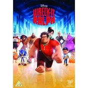 Disney Wreck-It Ralph DVD