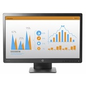 HP K7X31AT#ABU 58.4 cm LED Monitor - Black