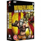 Borderlands Game of the Year Edition GOTY MAC