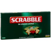Latin Scrabble Board Game