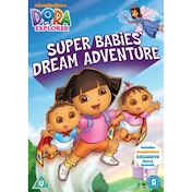 Dora The Explorer Super Babies Dream Adventure DVD